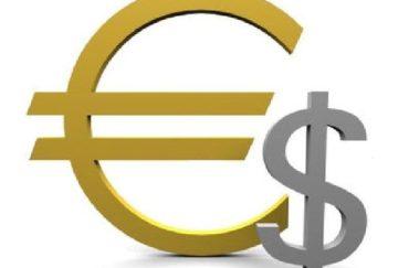 График Евро Доллар онлайн