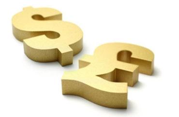 График Фунт Доллар онлайн